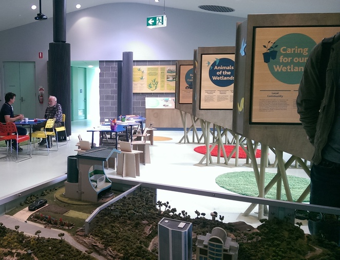 The Edithvale Seaford Wetlands Discovery Centre
