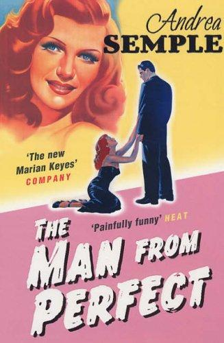 the man from perfect andrea semple novel book review romance love