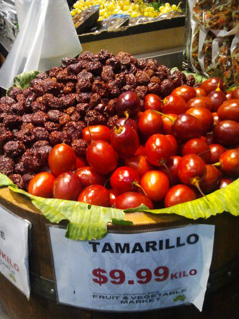 tomarillo - exotic fruit