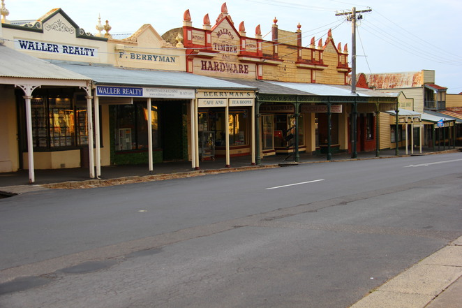 Victoria's best preserved town.