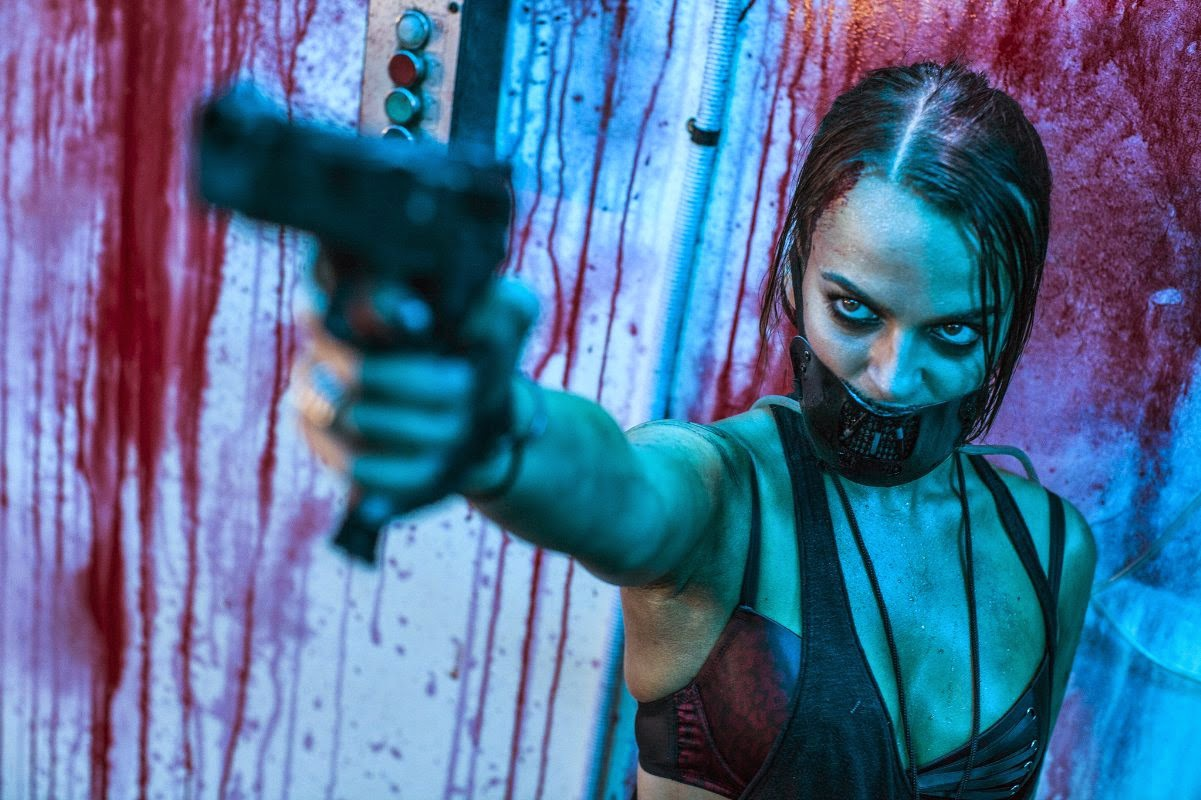 wyrmwood road of the dead film review everywhere