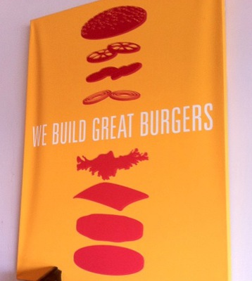 At Burger Foundry, they build burgers