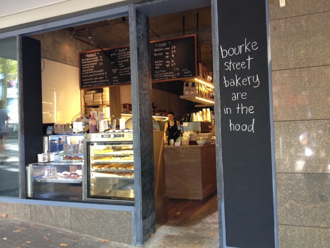 Bakery, cafe, cheap lunch