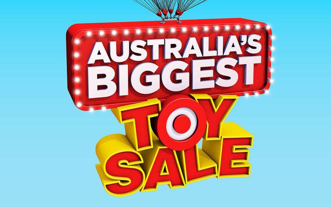 biggest toy sale