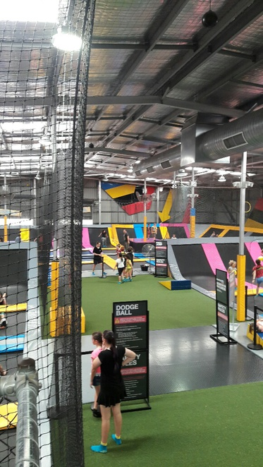 BounceInc Cannington, trampoline, bounce, jump