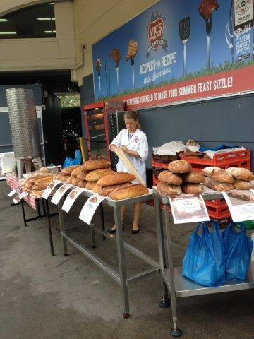 bread and butter project, bread, bourke st bakery