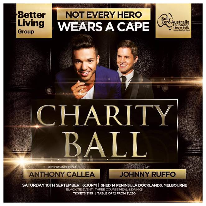 bully zero australia foundation, charity ball, fundraiser, charity, addressing bullying, addressing violence, duty of care, prevent workpalce bullying, schoolyard bullying, respond to bullying, a safer generation, entertainment, music, dancing, celebrity