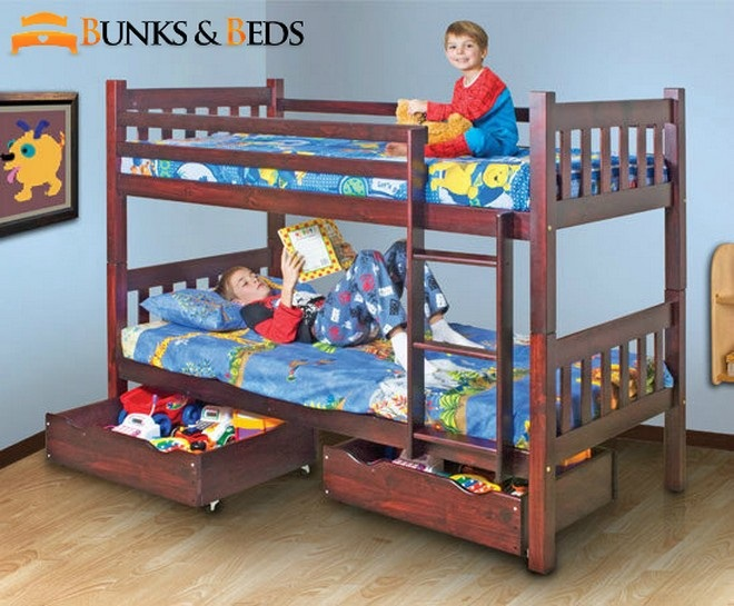 bunks and beds, bargain beds, solid timber beds, timber bunk beds brisbane, bed suppliers brisbane