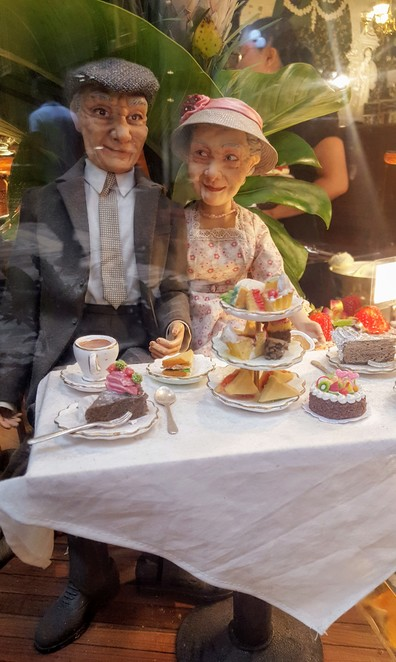 Cakes, tea, history, Melbourne, attraction