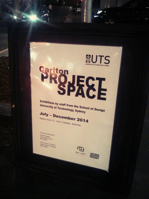 Carlton Project Space