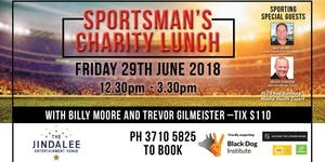 Charity, Lunch, Mens, Jindalee, Health & Fitness