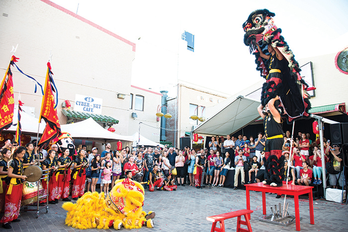 Chinese new year dates in Perth