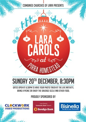 Lara Carols, Geelong