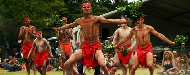 Corroboree Ground Yabun Festival Australia Day