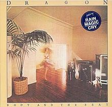 dragon, band, music, new zealand, body and the beat, album
