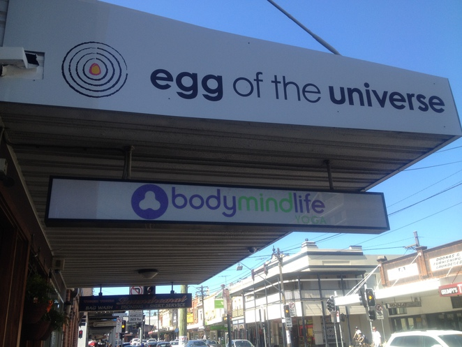 egg of the universe rozelle