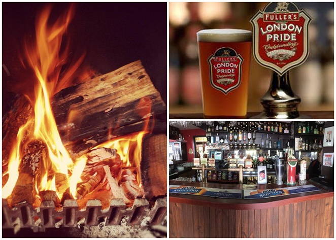 english pubs in canberra, george harcourt inn, gold creek village, ACT, lunch, dinner, christmas, christmas in july, pub meals,