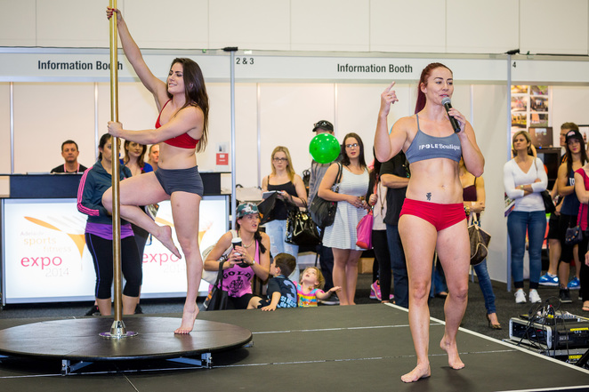 sport and fitness expo adelaide