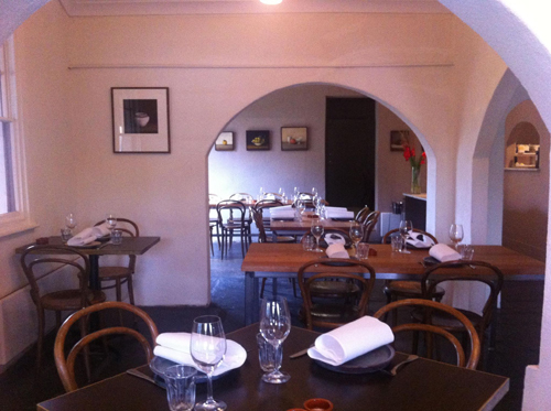 Fino Restaurant, food, gourmet, Willunga, degustation
