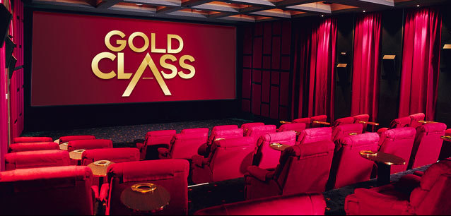 Event Cinemas Gold Class Experience Brisbane