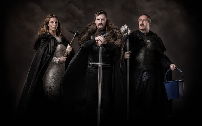 Graeme of Thrones - A Wicked Parody at Fringe World
