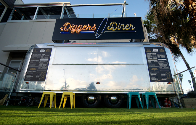 Harbord Diggers, Gio, Dig Inn, Diggers Local Providores, Diggers Diner