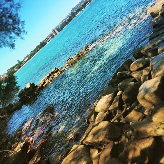 hermitage, foreshore, walk, track, sydney, harbour, eastern suburbs, coastal, bayview hill, nielson park, beach, swim, rock pool, heart