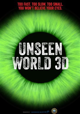 imax, movie, documentary, mysteries of the unseen world