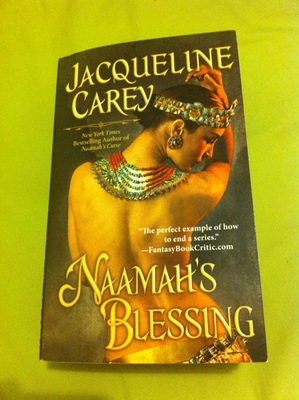 Naamah's Blessing by Jacqueline Carey (2011)