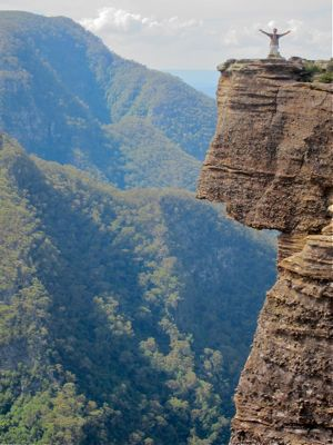 Kanangra Wall, Kanangra-Boyd National Park, NSW