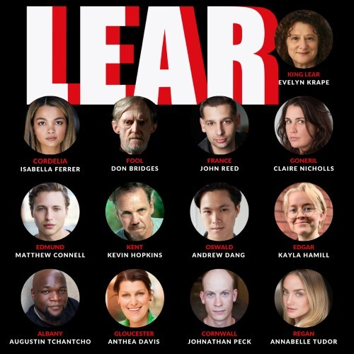 Shakespeare, Melbourne, King Lear, fortyfivedownstairs, theatre, tragedy, 45 Flinders Lane, Cumulus,
