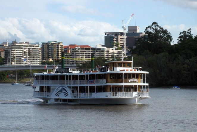 The Kookaburra Queens are a great place for a romantic day or night on the river