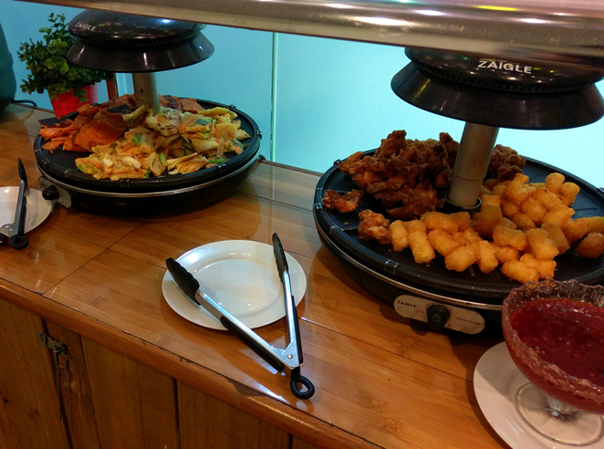 Korean Charcoal Barbecue BBQ Buffet Self Serve Adelaide Grill
