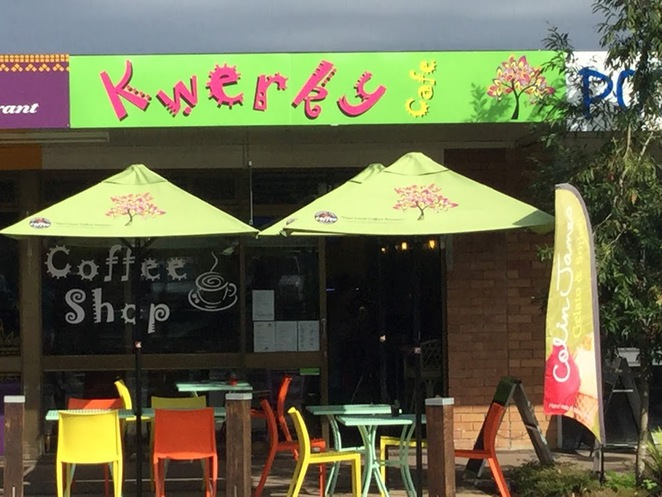 Kwerky Cafe, Coffee, Beerwah, Family Friendly, All day breakfast