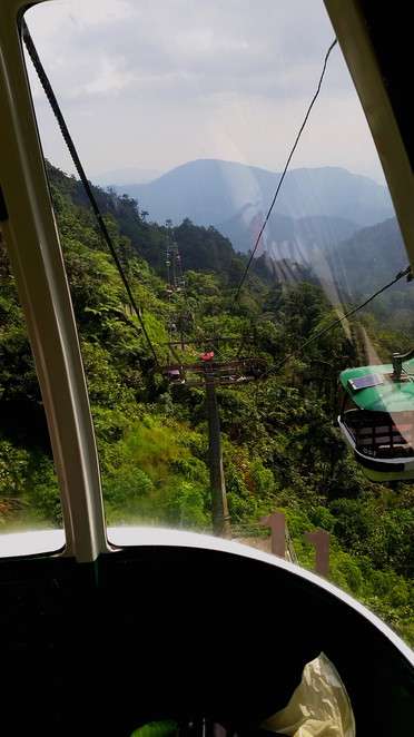 Malaysia's Genting Highlands Skyways Cable Car is a world class attraction