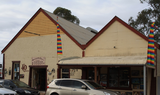 Mannum historic buildings