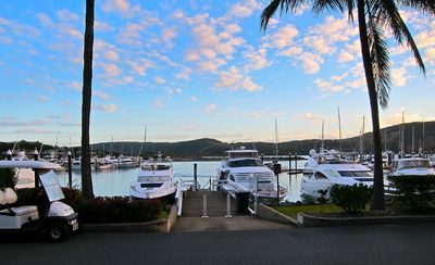 Marina, Hamilton Island, the Whitsundays, QLD