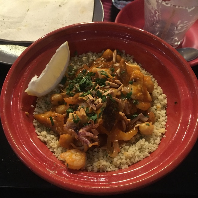 Mashawi Moroccan & Middle Eastern Restaurant