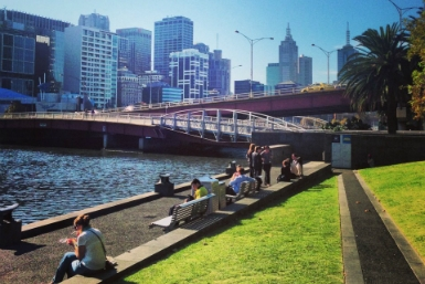 melbourne event, southbank, mental illness, R U OK, big yellow bus, fun day, things to do, romantic, family, child friendly, casino, flinder st, free evtns, free, melbounre free events, melbourne street food, street food