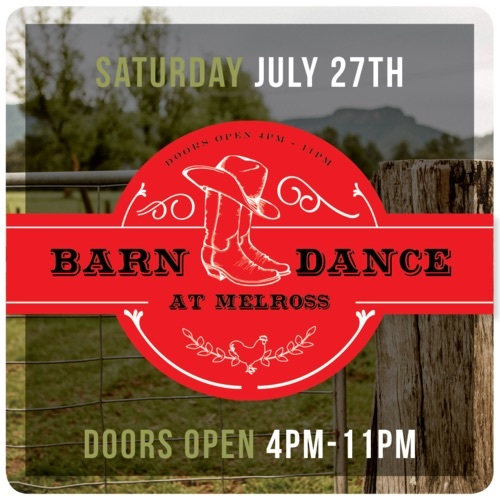 Melross, Barn Dance, Kangaroo Valley