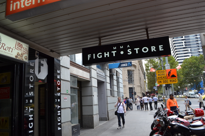 MMA Fight Store, MMA Fight Store Melbourne, MMA store Melbourne, MMA Melbourne, Fighting Melbourne, Fight gear Melbourne, UFC Stores Melbourne, Cage fighting Melbourne