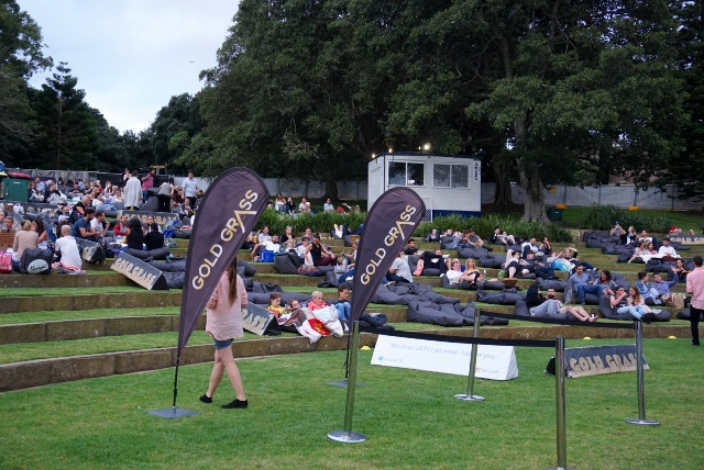Moonlight Cinema Outdoor Sydney