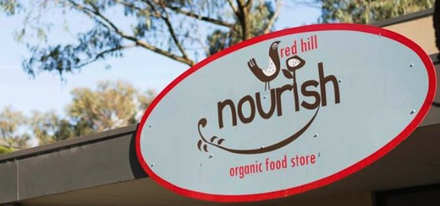 Nourish your mind and body with organic food