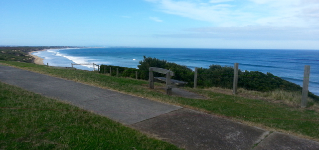 Ocean Grove, Things to do, Playgrounds, Bellarine, Geelong, What to do, Lookout, views, good photo places, beach, surf coast,