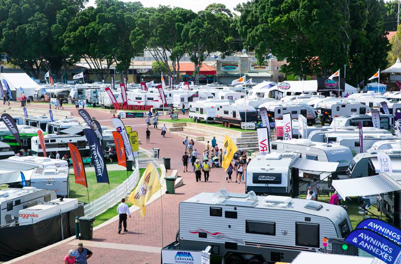 large image & Perth Caravan and Camping Show 2018 - Perth - by BecSorby