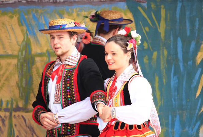 polish festival fed square