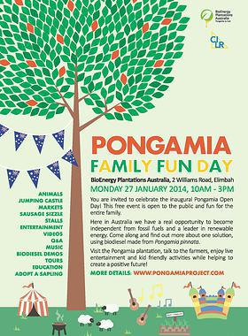 Pongamia Open Day