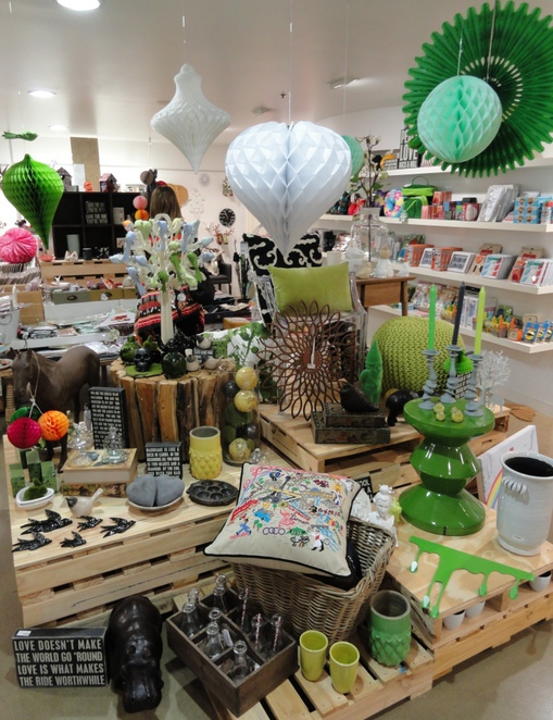 Raw Space Parc Arcade Gawler place designer gifts homewares toys unique novelty gifts