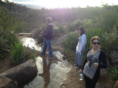 Stream, fresh, water, red, hill, perth, drinking