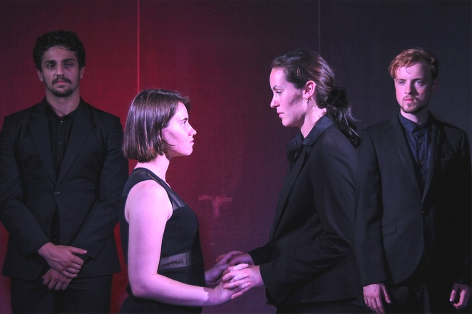 Romeo and Juliet, William Shakespeare, The Actors' Hub, same sex marriage, play, theatre, gender, gay, lesbian, performing arts